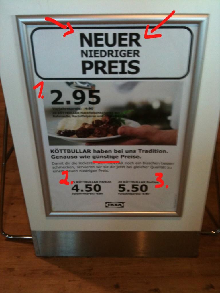 Ikea Kötbullar Internet Marketing