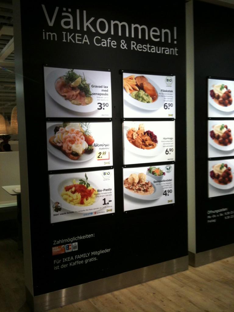 Ikea Restaurant Bio Pasta