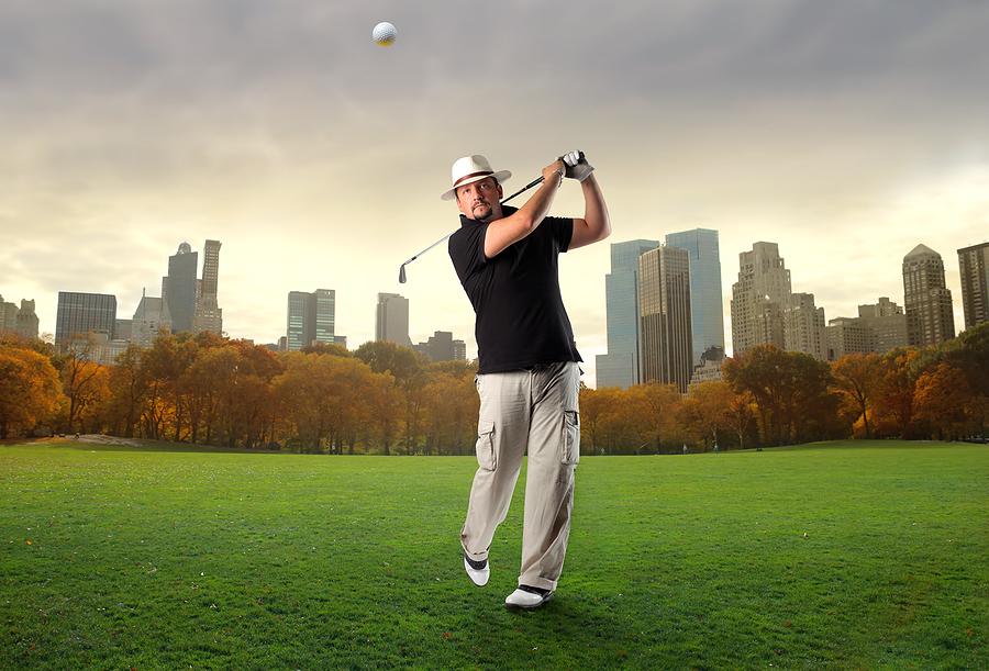 Nische finden - Golf