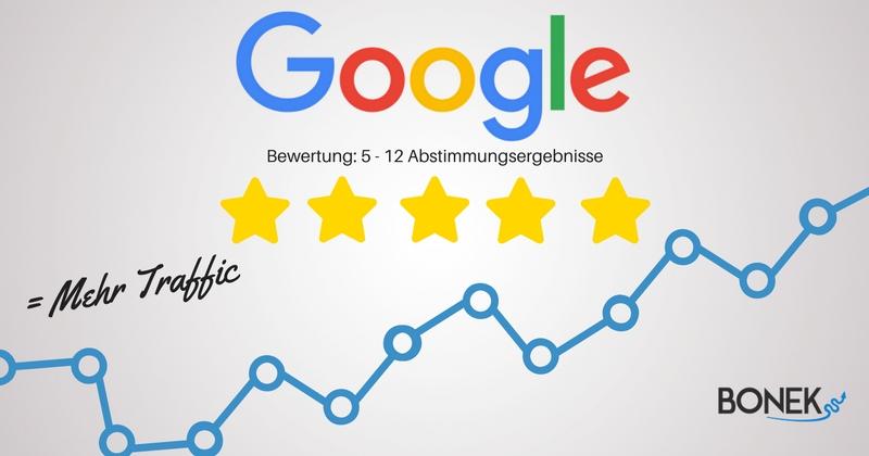Google Sterne