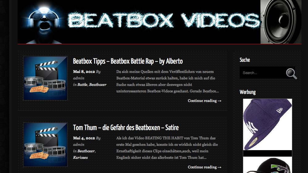 Beatbox Video