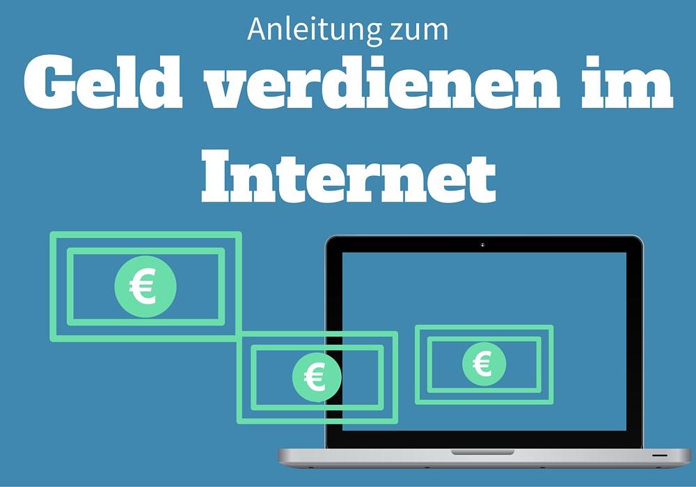 geld im internet verdienen