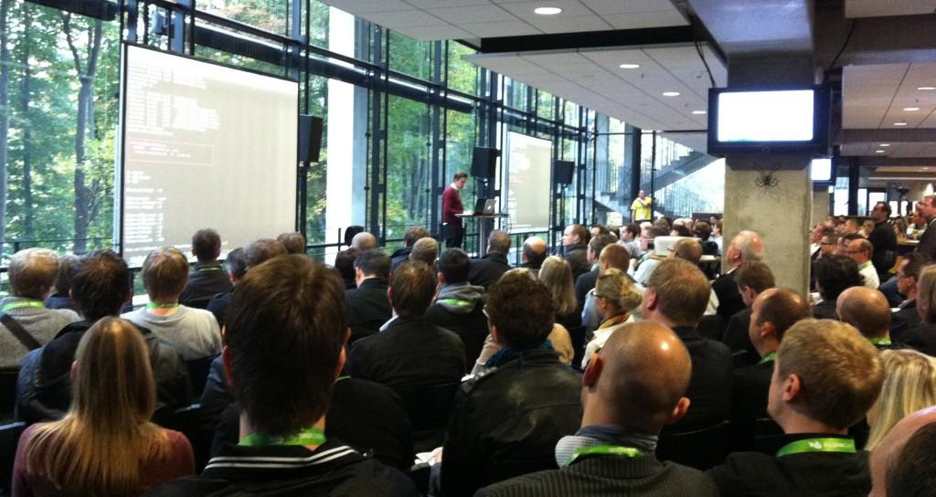 Dominik Wojcik Vortrag SEO DAY 2012