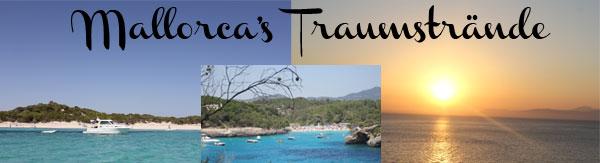 Mallorca Traumstrände Beispiel