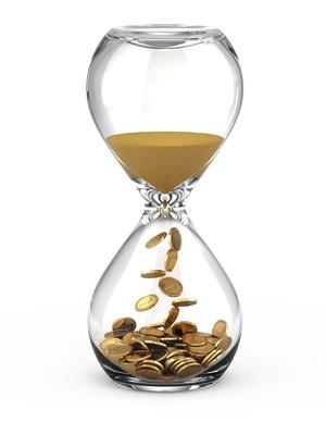 Zeit gegen Geld tauschen