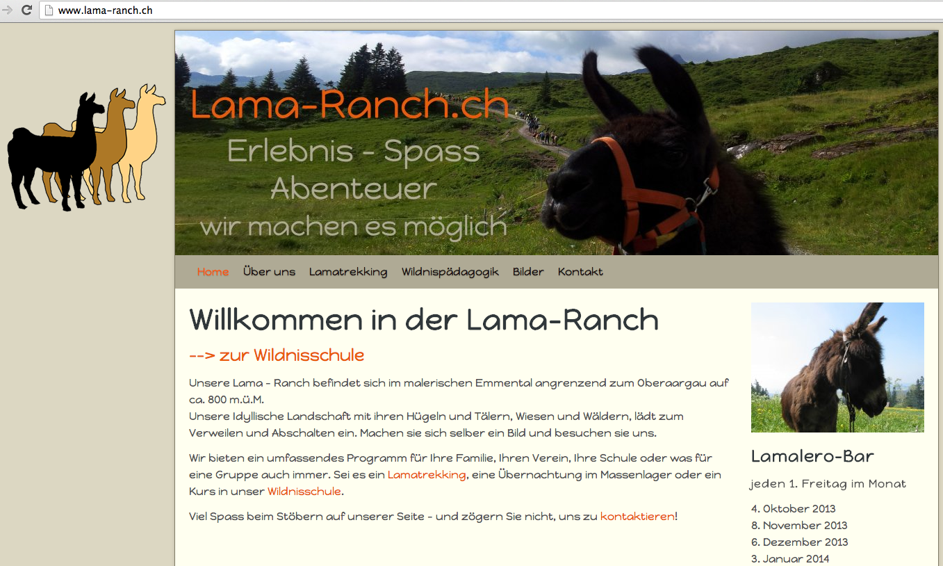 Lama Ranch