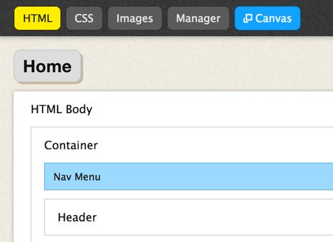 Skin-Editor - HTML