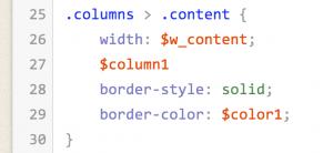 Thesis 2 - Skin-Editor - CSS Änderungen