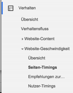 google-analytics-ladezeit