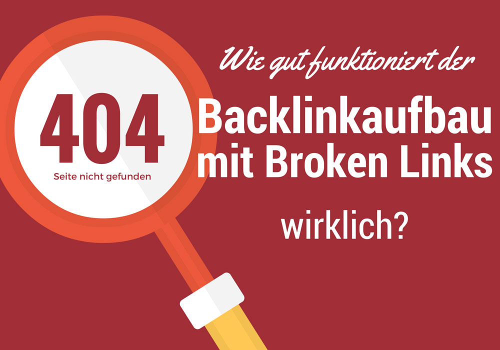 Broken-Linkbuilding