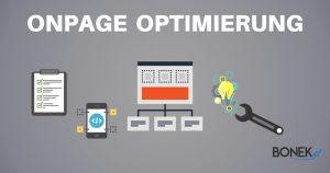Die wichtigsten Grundlagen der Onpage-Optimierung