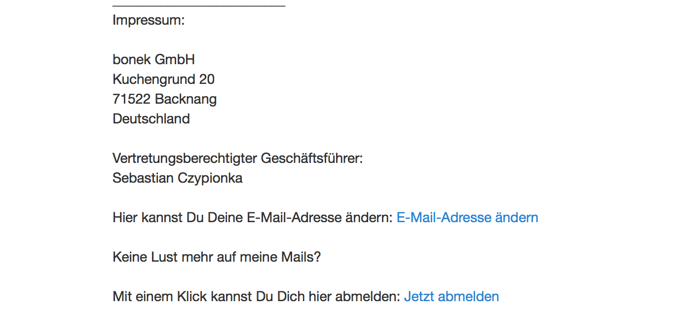 e-mail-marketing-recht