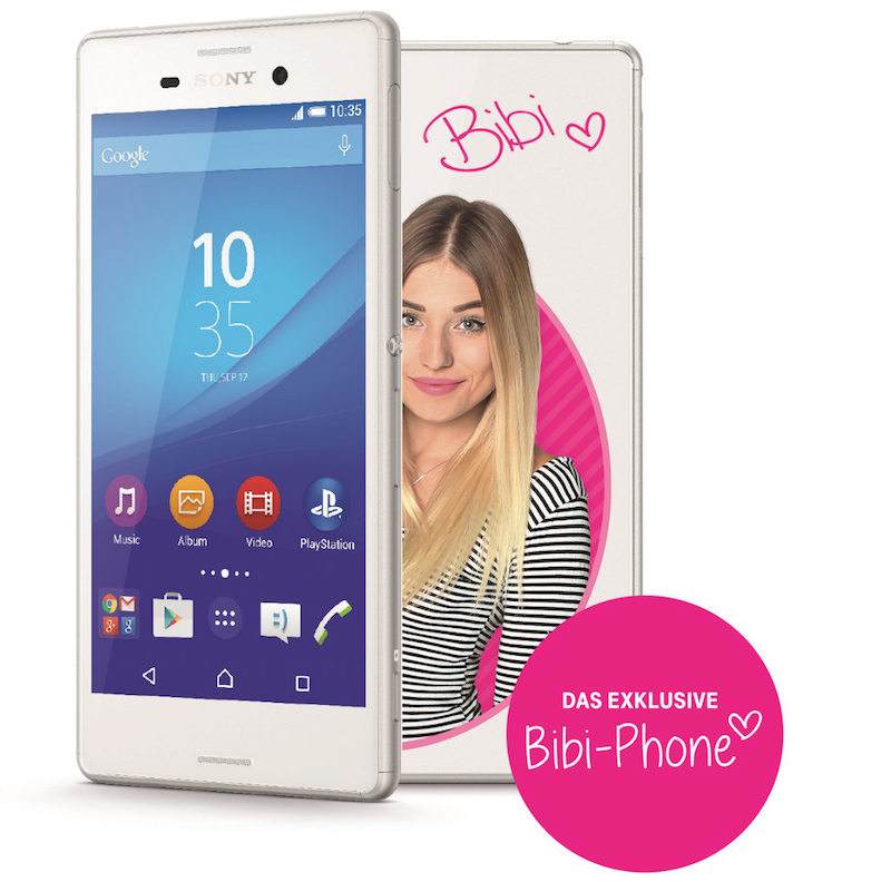 Bibi-Phone Verdienst