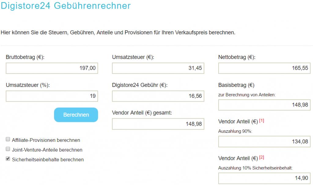 Vor- und Nachteile des Zahlungsanbieters DigiStore24 inkl ...