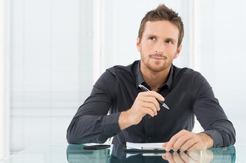 Online-Business Ideen aufschreiben