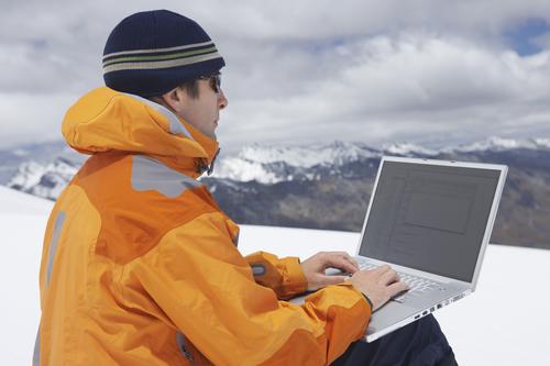 Online-Business im Winter aufbauen