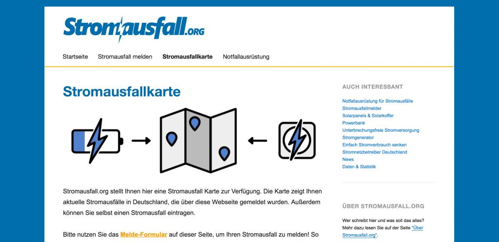 Strohmausfall.org