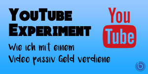 YouTube-Experiment