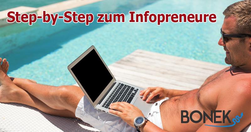 Digitales Infoprodukt Business