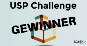 USP-Challenge beendet & Bekanntgabe der Gewinner
