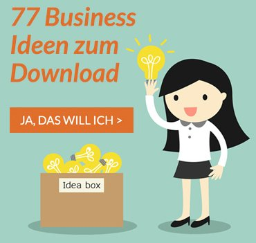 77 Business Ideen